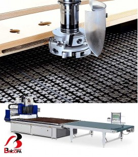 CNC NESTING WORKING CENTRE PROFIT H10 22.32 FORMAT-4