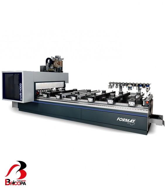 CNC WORKING CENTRE PROFIT H300 16.33 FORMAT-4