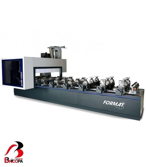 CNC WORKING CENTRE PROFIT H500 16.38 FORMAT-4