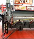 USED HORIZONTAL BEAM SAW LINEA MX CASADEI