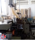 USED FOUR SIDE MOULDER 9 SPINDLES SPAMATIC A.COSTA