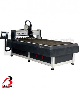 CNC CONTROL NUMERICO FH250