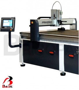 CNC CONTROL NUMERICO FRH250 TEX ALARSIS