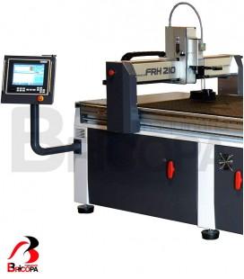 CNC WORKING CENTRE FRH210 TEX ALARSIS