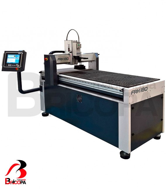 CNC WORKING CENTRE FRH180 TEX ALARSIS