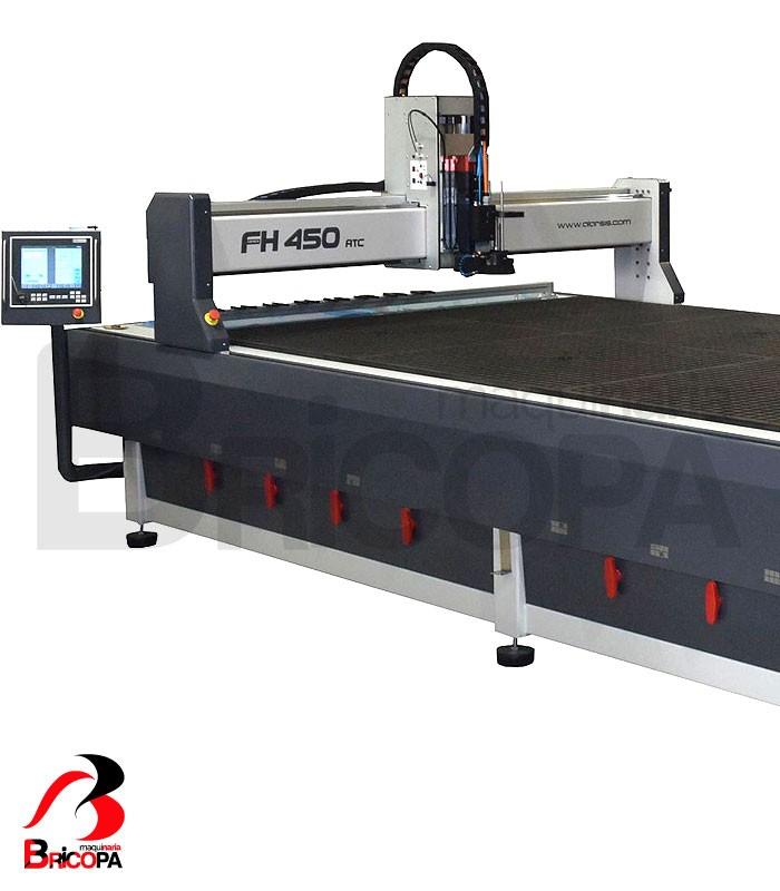 Cnc Cemsa Working Myanmar: CNC WORKING CENTRE FH450 ALARSIS