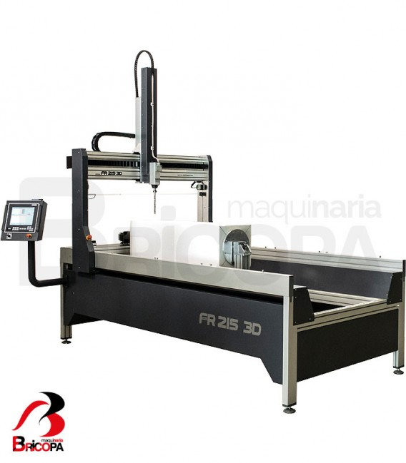 HOT WIRE CNC FOAM CUTTER FR215 3D ALARSIS