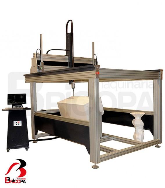 CORTE CNC POR HILO CALIENTE FR220 3D
