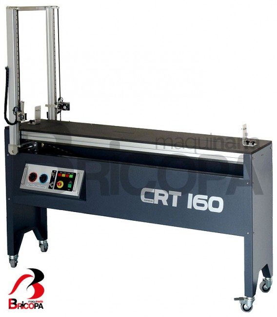 HOT WIRE FOAM CUTTING MACHINE CRT160 ALARSIS
