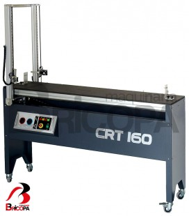 HOT WIRE FOAM CUTTING MACHINE CRT160