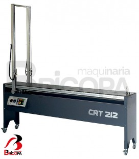 HOT WIRE FOAM CUTTING MACHINE CRT212 ALARSIS