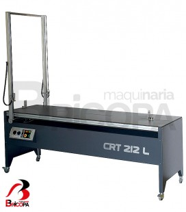HOT WIRE FOAM CUTTING MACHINE CRT212L ALARSIS