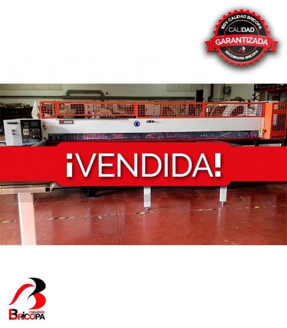 USED HORIZONTAL BEAM SAW LINEA MX CASADEI