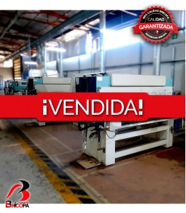 USED COATING LINE VALTORTA