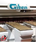 USED HORIZONTAL BEAM SAW PRISMATIC 301 SPT GIBEN