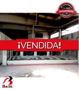 SECCIONADORA HORIZONTAL ALFA 45 P SCM DE SEGUNDA MANO