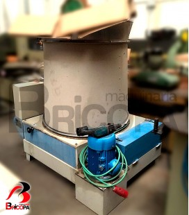 USED BRIQUETTING PRESS COMAFER