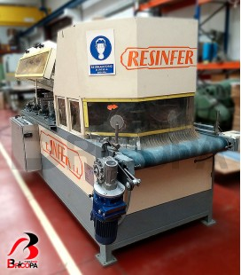 USED ROLLER SANDING MACHINE C 900 R RESINFER