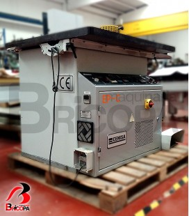 USED CONTOUR EDGE BANDER MACHINE EP-C CEHISA