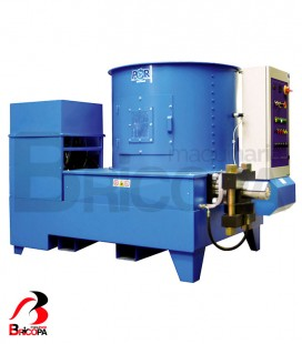 BRIQUETTING PRESS SUPER OSCAR