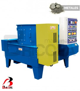 BRIQUETTING PRESS METALBRICK NORMAL POR