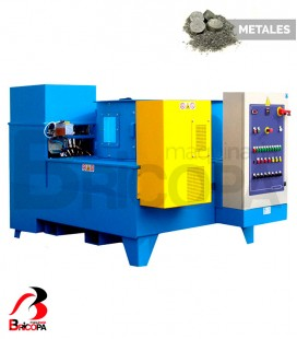 BRIQUETTING PRESS METALBRICK SUPER POR