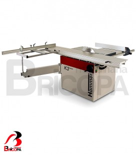 SLIDING TABLE SAW K 3 WINNER COMFORT HAMMER