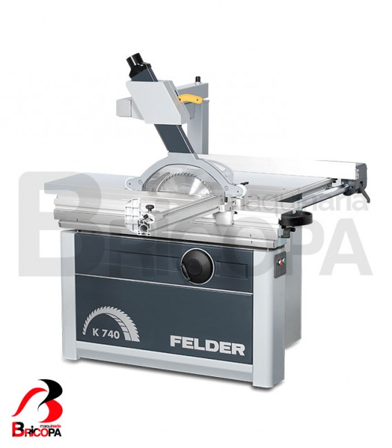 SLIDING TABLE SAW K 740 FELDER