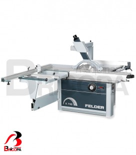 SLIDING TABLE SAW K 740 PROFESSIONAL FELDER