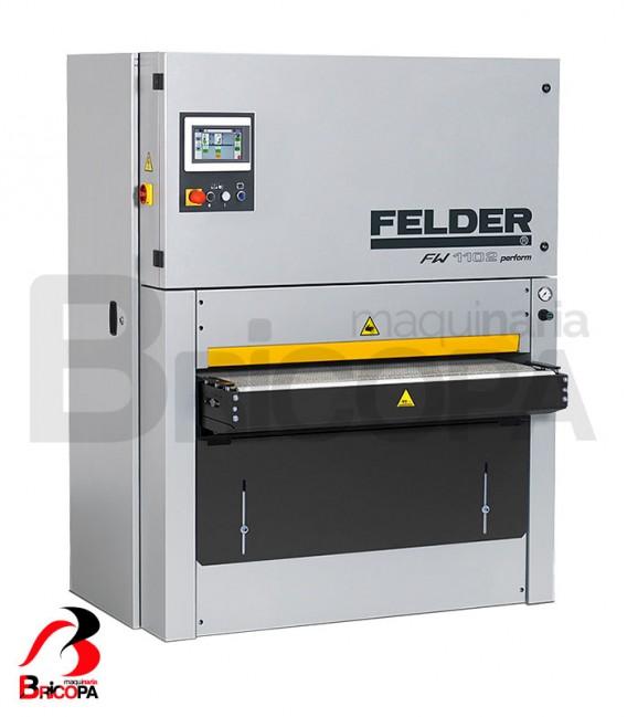 WIDE BELT SANDER FINISH 1102 perform FELDER