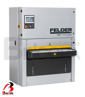 WIDE BELT SANDER FINISH 1102 perform FELDER