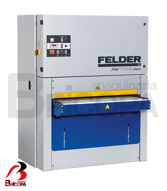 WIDE BELT SANDER FW 11O2 CLASSIC FELDER