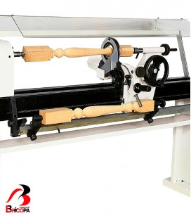 WOOD TURNING LATHE T124 MINIMAX