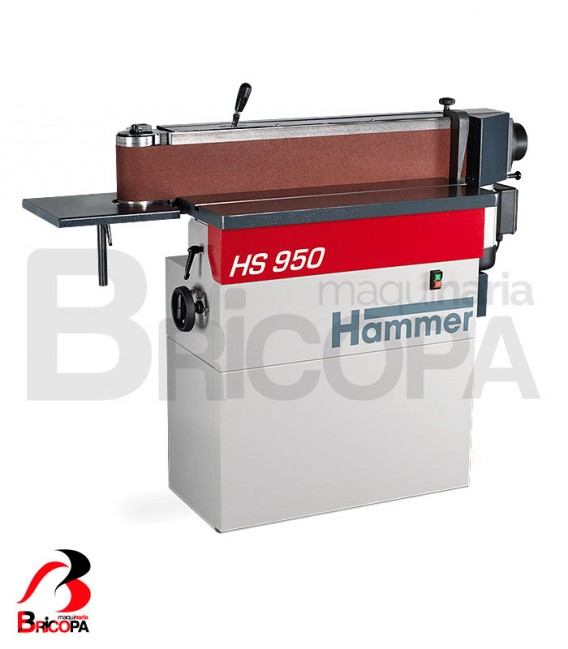 LIJADORA DE CANTO HS 950 HAMMER