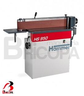 BELT SANDER HS 950 HAMMER