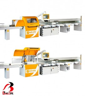 OPTMIZING CROSSCUT SAW SUPER PUSH 250 SALVADOR