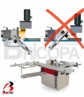 SAW SPINDLE MOULDER B3 WINNER COMFORT HAMMER
