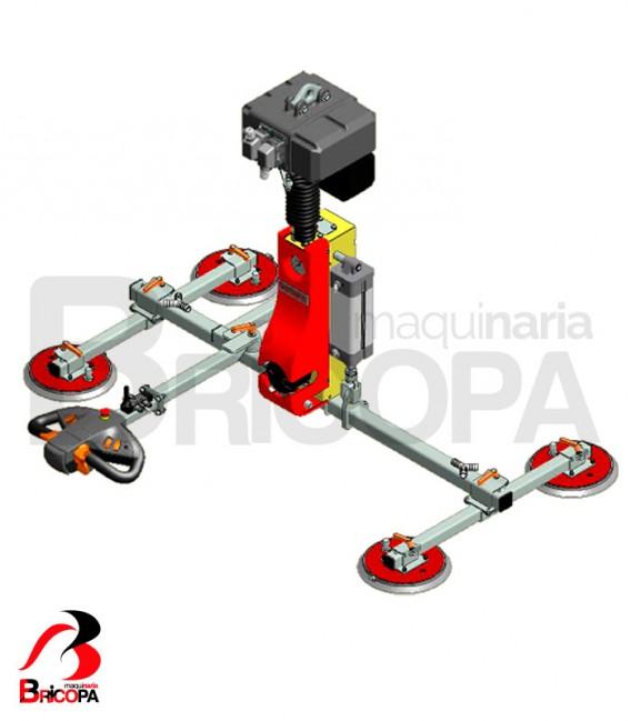 VACUUM PANEL LIFTER V-MOTION 25.90 ft FORMAT-4