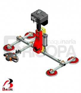 ELEVADOR DE TABLEROS A VACIO V-MOTION 25.90 ft FORMAT-4