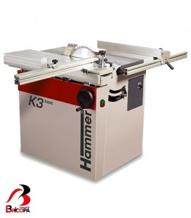SLINDING TABLE SAW K3 BASIC HAMMER