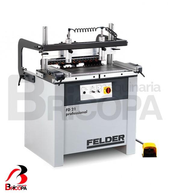DRILLING MACHINES FD 21 PROFESSIONAL FELDER