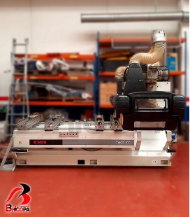 USED CNC TECH 77 SCM