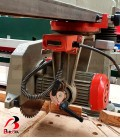 USED RADIAL SAW 800 OMGA