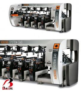 MULTIPLE BORING MACHINE SYSTEM 240 5V PLUS MAGGI