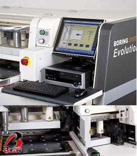 TALADRO MULTIPLE SYSTEM EVOLUTION 1000 MAGGI
