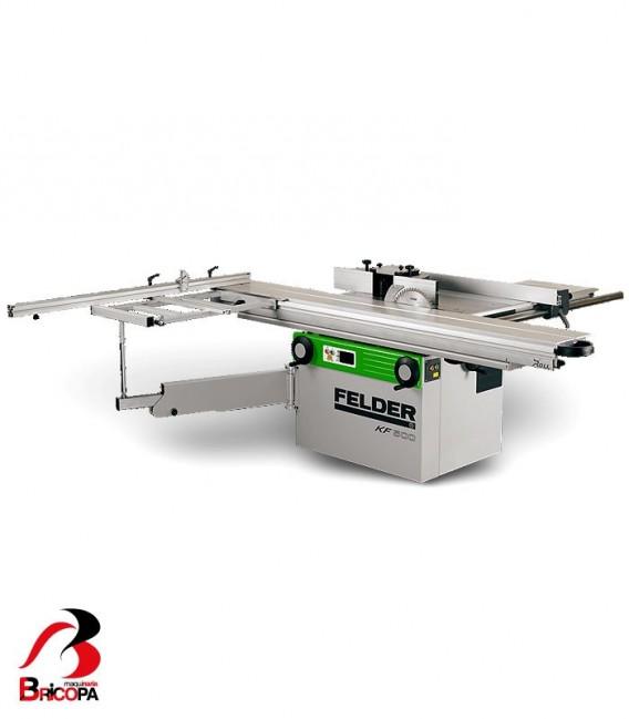 SLINDING TABLE SAW – SPINDLE MOULDER KF 500 PROFESSIONAL FELDER