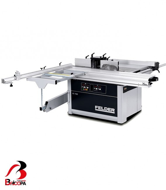 SLINDING TABLE SAW – SPINDLE MOULDER KF 700 PROFESSIONAL FELDER