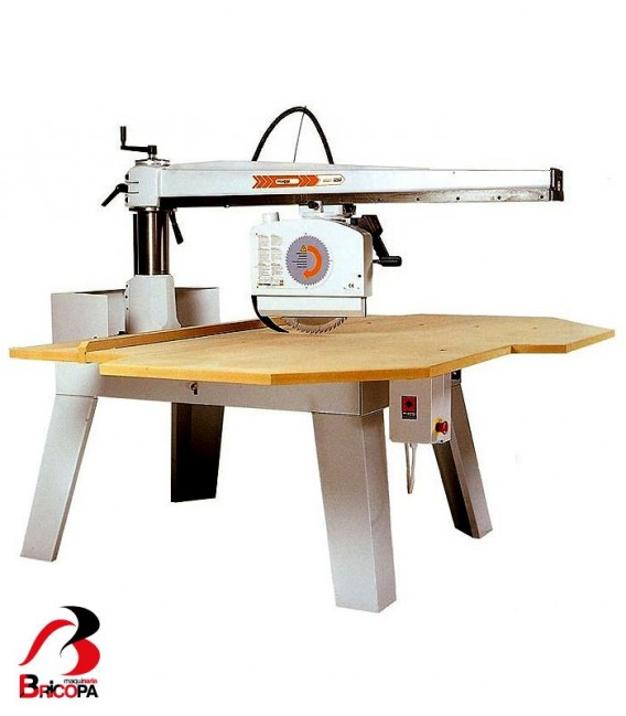 RADIAL SAW BEST 1250 MAGGI