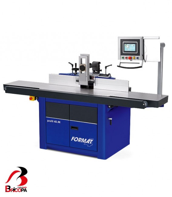 SPINDLE MOULDER profil 45 M X-MOTION FORMAT-4