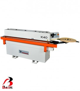 EDGE BANDER WITH GLUE BOX K40